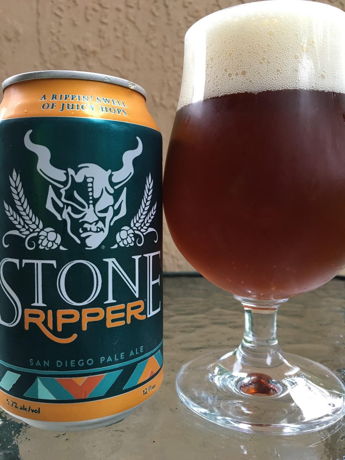 Stone Brewing Company – Ripper Pale Ale