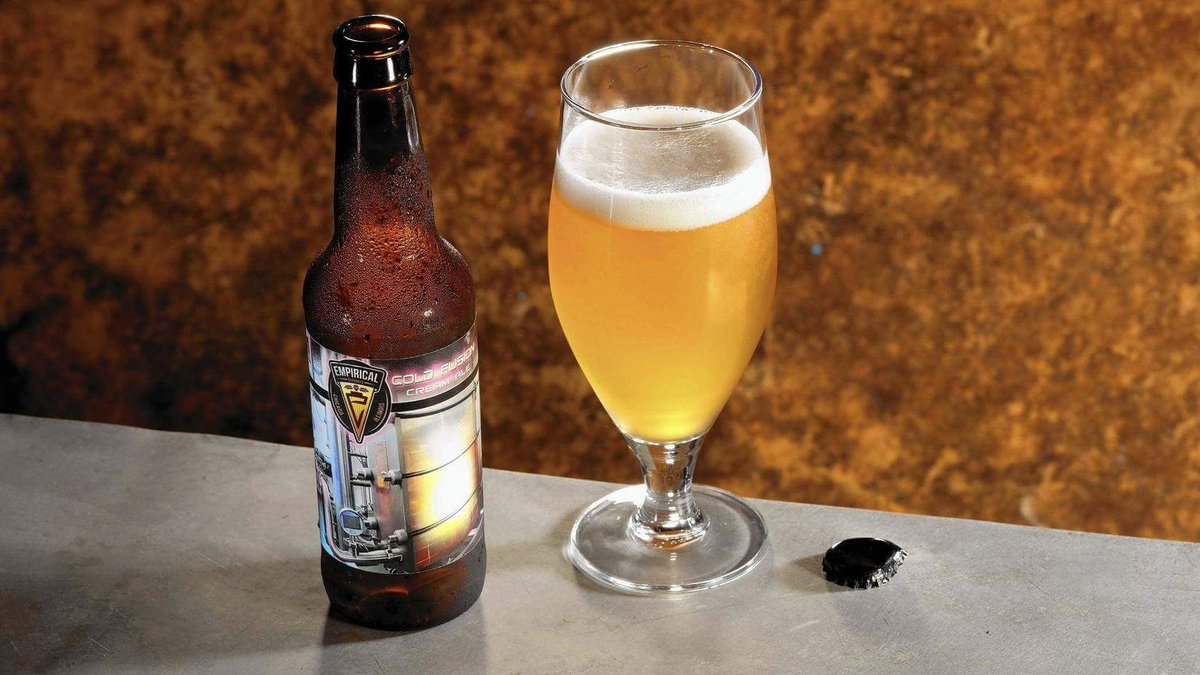 Emperical Brewery – Cold Fusion Cream Ale