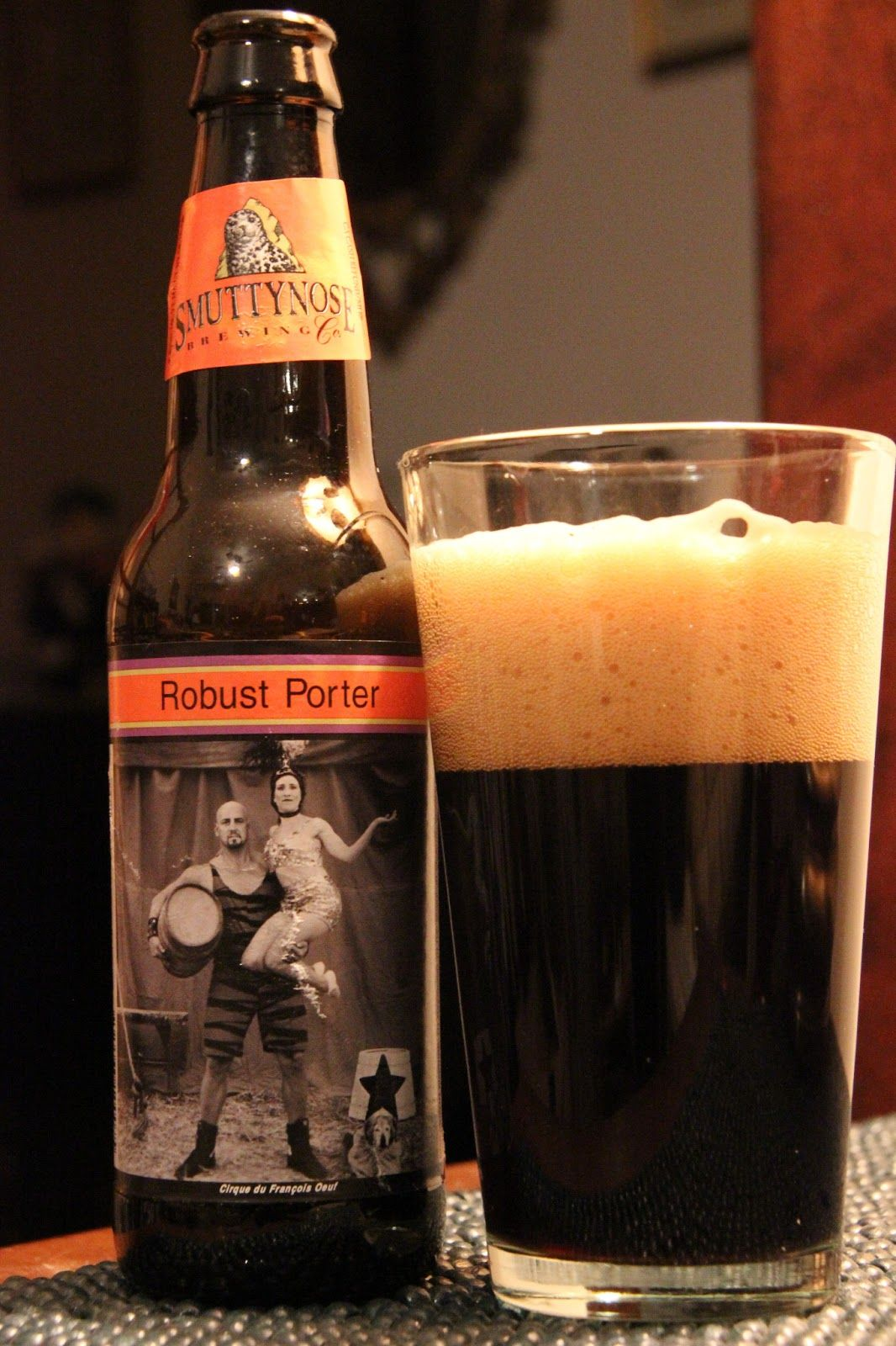 Smuttynose Brewing Company – Robust Porter