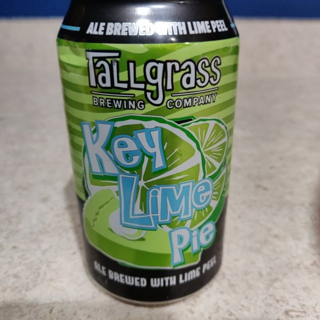Tallgrass Brewing Company – Key Lime Pie
