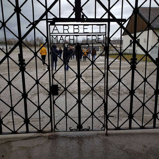 My Experience in the Dachau Concentration Camp