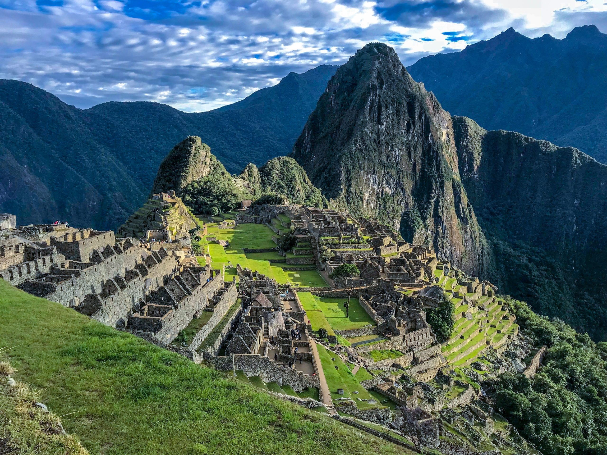 My Visit to Machu Picchu and Huayna Picchu